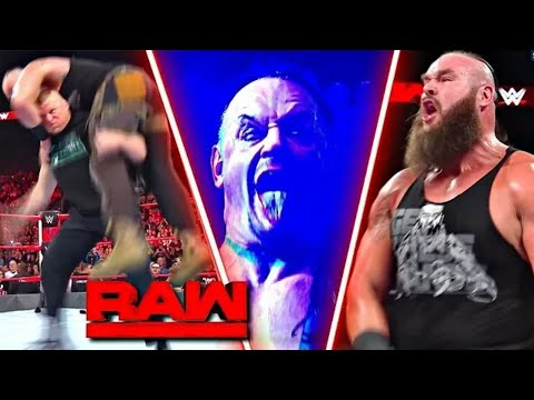 WWE Monday Night Raw 29th October 2018 Hindi Highlights Preview ! Roman Reigns Tribute Results