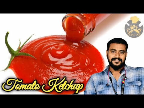 Tomato Ketchup Homemade | Tomato Sauce Recipe | How to make Ketchup at home in Tamil from YouTube · Duration:  3 minutes 38 seconds