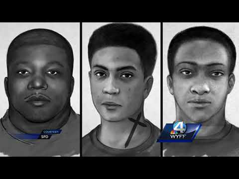 Thumbnail: Sketches released of 3 men accused of sexually assaulting woman near Upstate baseball field