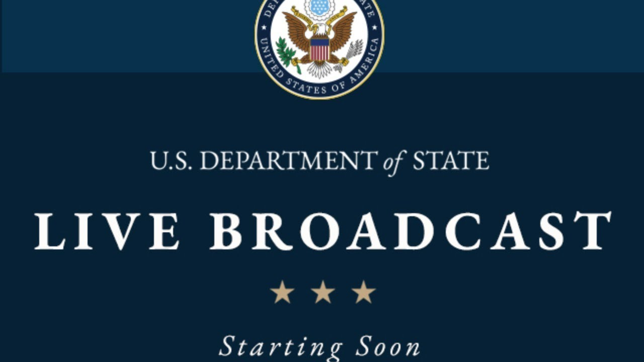 Secretary Pompeo delivers remarks virtually to the UN Security Council - 11:00 AM