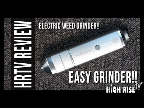 The Magic Bullet of Weed Grinders: Macdizzle420 Reviews the EasyGrinder!! Mp3