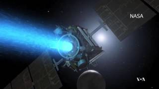 NASA Spacecraft Approaches a Dwarf Planet