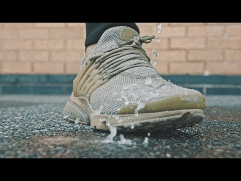 Nike Air Presto Ultra Breathe - Soda vs Crep Protect spray