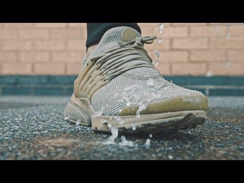 Nike Air Presto Ultra Breathe - Soda vs Crep Protect spray