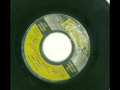 jimmy cliff - hurricane hattie (beverley's 1961 )