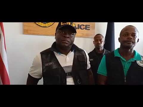 MONROVIA LIBERIA 2021| LIBERIAN POLICE IN ACTION