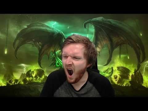 WHY I LEFT MY GUILD AND REROLLED HORDE | World of Warcraft: Legion