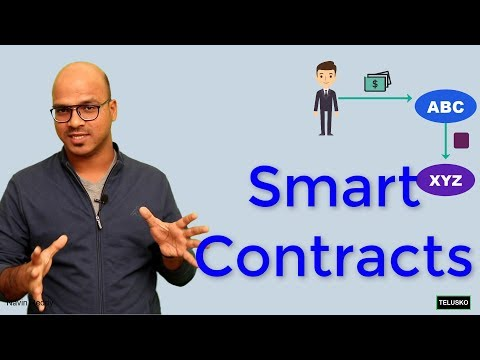 Smart Contract | Ethereum | Blockchain