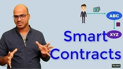 Smart Contract | Ethereum | Blockchain