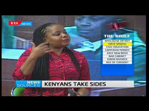News Sources: Mbita MP Millie Odhiambo on a diss the President roll on Election row, 21/12/16 part 1