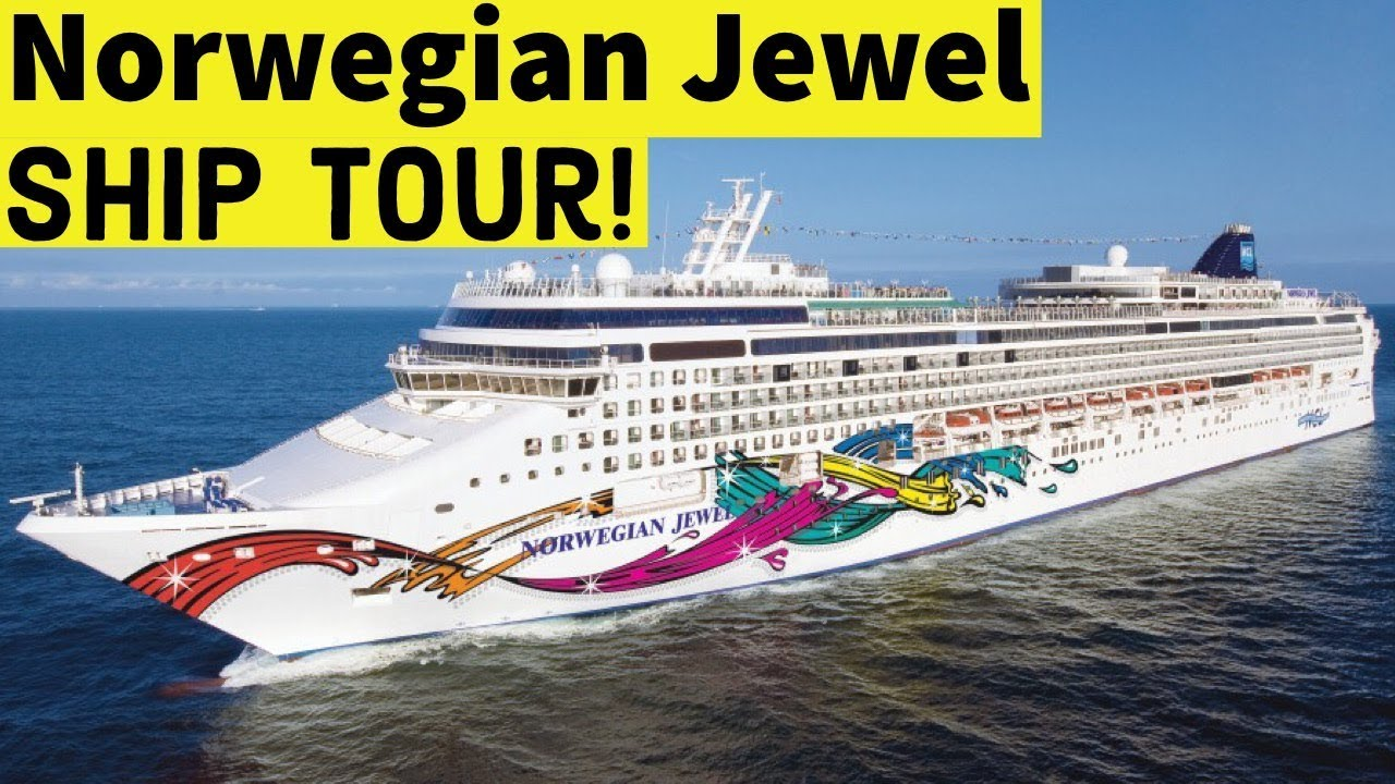 Norwegian Jewel Ship Tour L Post Dry Dock L Cruise Vlog
