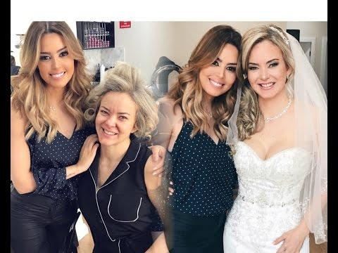 Dia de fada Madrinha arrumando uma noiva Renatilde 30 coisas antes dos 30