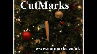 Beginners Whittling Project, Whittling A Christmas Decoration