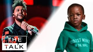 The Weeknd Cuts Ties With H&M Over Ad | The Talk