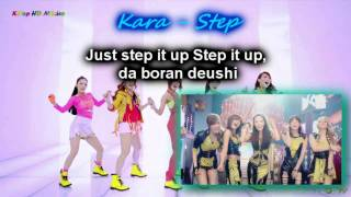 Step - Kara (Karaoke/Instrumental)