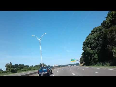 Ohio Radio cables across the road