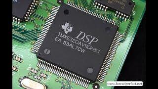 Оптика принцип работы. Подключение DSP процессоров. Как управлять?