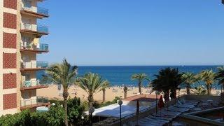 Отель Royal Sun, Санта-Сусанна (Santa-Susanna), Испания 2012(Отдых в Испании летом 2012 г. в отеле Royal Sun в тихом курортном городке Испании Санта-Сусанна (Santa-Susanna)., 2012-10-14T08:15:42.000Z)