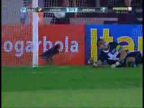 Gols Vasco 2 x 1 Grêmio Brasileiro Serie A 2012 + defesa de pênalti Prass