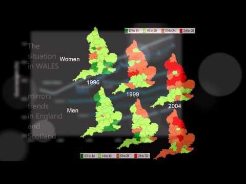 Obesity in Wales - The Stark Statistics
