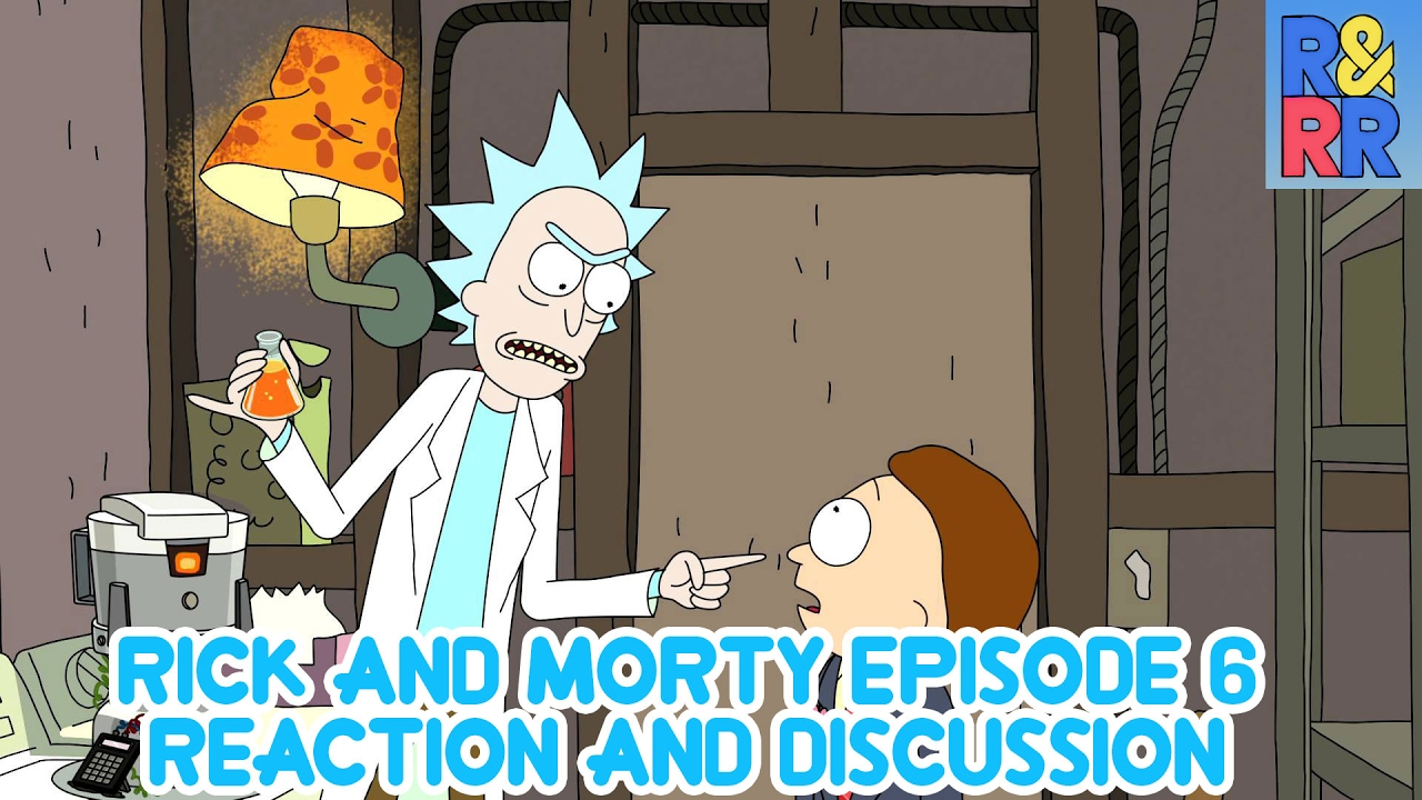 Watch rick and morty season 3 episode 6