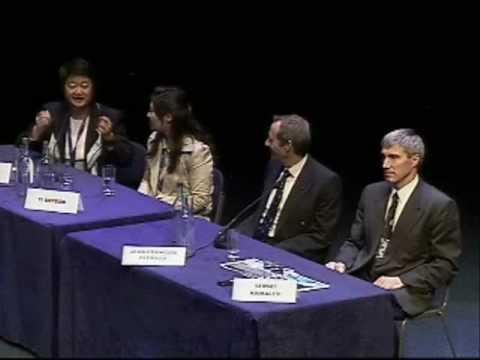 2008 IAC: Open Plenary - Astronauts