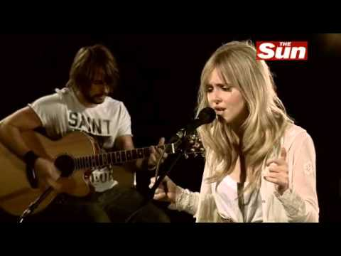 Diana Vickers  Boy Who Murdered Love  The Sun Biz Sessions