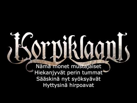 Korpiklaani - Surma
