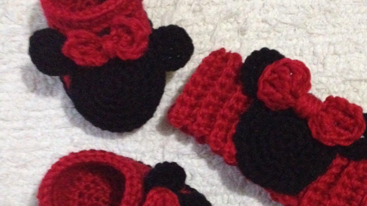 Ein Niedliches Minnie Mouse Stirnband Häkeln - DIY Style ...