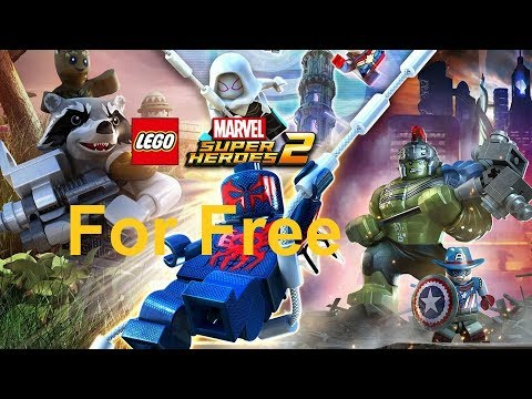How To Get LEGO Marvel Super Heroes For Free Full Download (No Survey, Full Free Download)