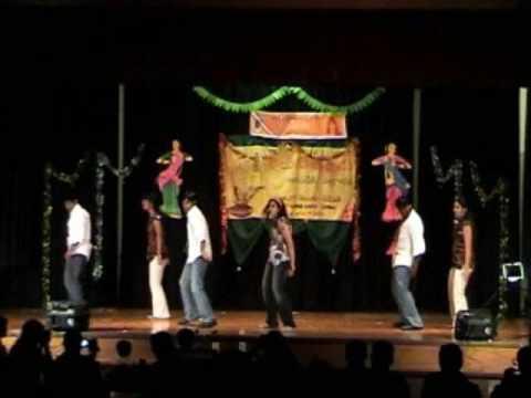 Om Namaste Bolo and Nairey Nairey Dance Medley at Telugu Association of Utah