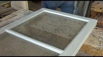 Puupokaisen ikkunan kunnostus
