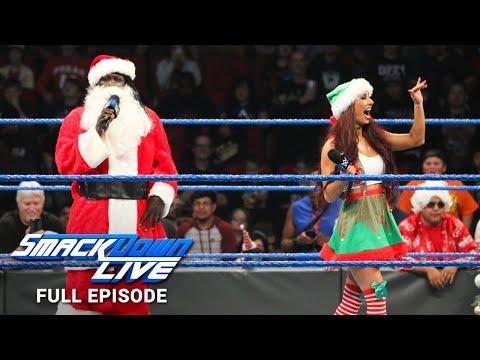 WWE SmackDown LIVE Full Episode, 25 December 2018