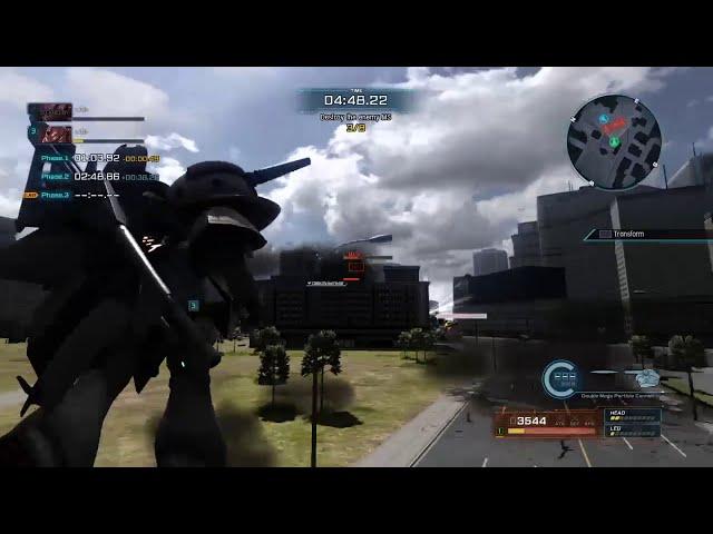 Gundam Sniping