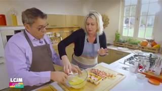 Comment faire une omelette allégée ? Recette omelette facile et rapide - L. Belmondo & JM Cohen