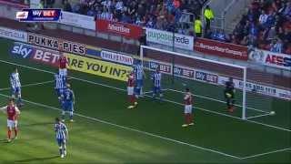 Rotherham 1-0 Brighton: Sky Bet Championship Season 2014-15