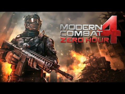 Download Modern combat 4 Java em apk para Android