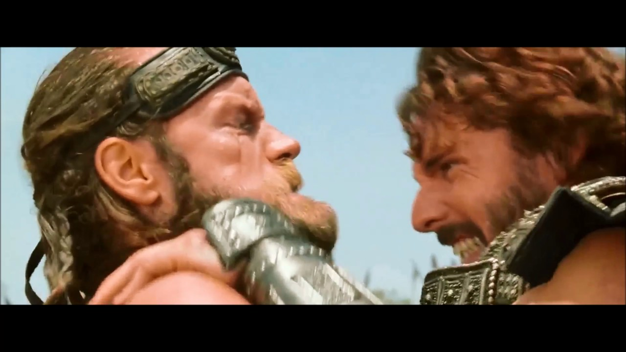 troy vs iliad The three major upsetting differences in troy compared to the iliad are the  absence of the gods, the weak character and plot development, and the addition, .