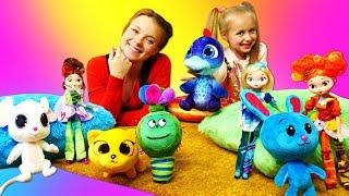 Шоу для детей Hey, Toys! Мягкие игрушки Сказочный патруль. Веселые видео девочкам.