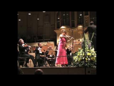 Solozobova Maria / P. I. Tchaikovsky Valse-Scherzo Op.34 / Maria Solozobova, violin