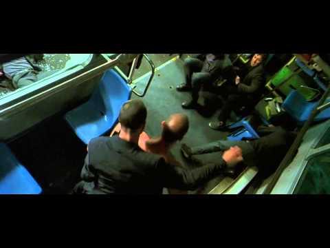 Боевая сцена # 4 - Перевозчик / 2002