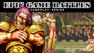 Epic Game Battles - WOLFGANG KRAUSER - Fatal Fury Special