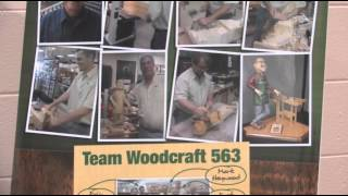 The Scott Phillips Carving Project Presented By Woodcraft