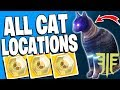 Destiny 2 All Dreaming City Secret CAT Locations 8x Secret Trades mp3