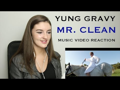 Yung Gravy - Mr. Clean (MUSIC VIDEO REACTION)