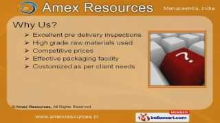 Ferro Alloys by Amex Resources Mumbai
