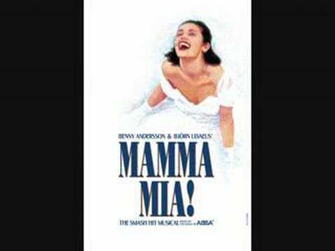 Mamma Mia Musical (20) Durch die Finger rinnt die Zeit