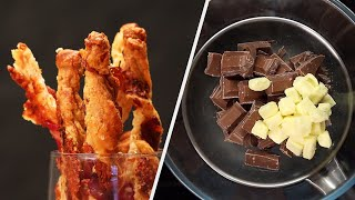 5 Recipes For Your Sweet And Savory Cravings