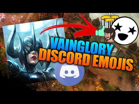 Vainglory | Discord Server Emojis | Under A Minute