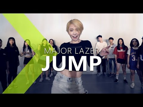Major Lazer  Jump feat Busy Signal HANNA Choreography